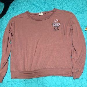 "Cozy ""Pho Real"" Sweatshirt"